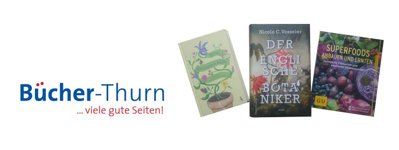 Drei Bücher von Bücher Thurn in Mindelheim