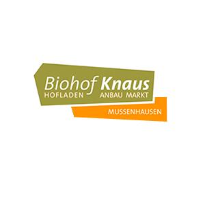 Logo Biohof Knaus